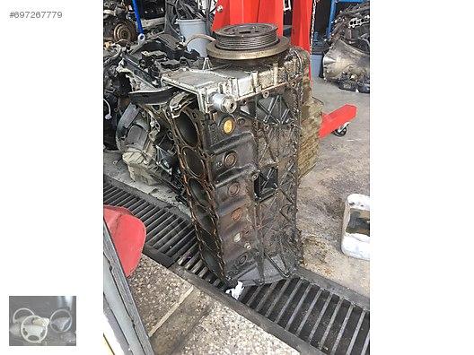 Mercedes S320/W140 Yarım Motor M104