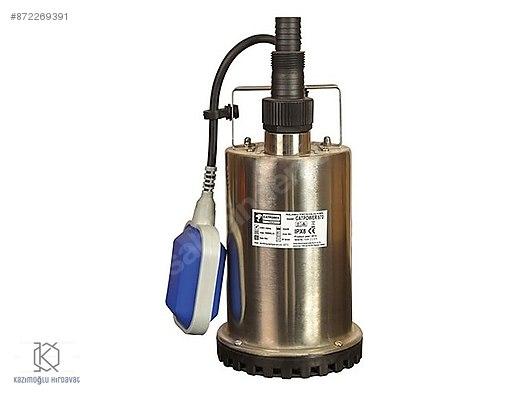 catpower 670 dalgic pompa temiz su