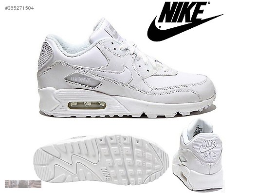 a9f7d0f7d9da0a nike air max 90 premium white athletic gym training sneaker