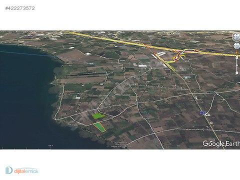Orhangazi, Yeniköy'de Satılık 21.500 m2 göl Manzaralı...