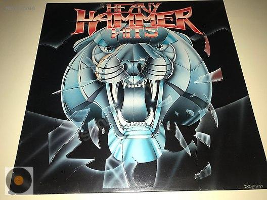 Metal & Heavy Metal / Heavy Hammer Hits     1989 Hollanda