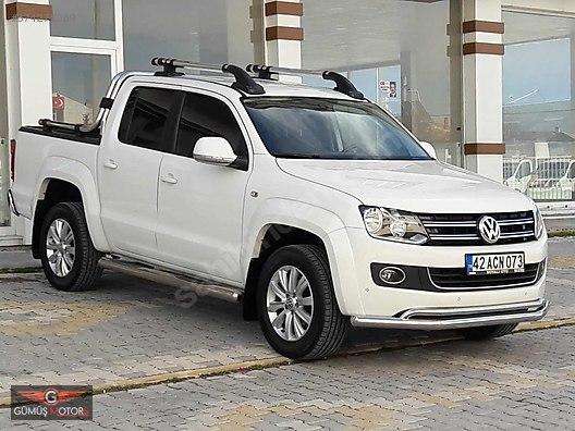 2015 Volkswagen Amarok 20 Bitdi 113750 Tl Galeriden Satılık Ikinci