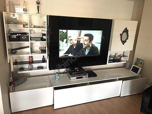 Living Room Plazma Tv ünitesi At Sahibindencom 647279008