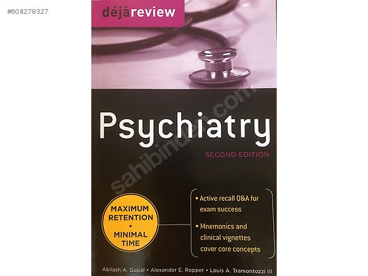 Information & Reference / Deja Review Psychiatry at