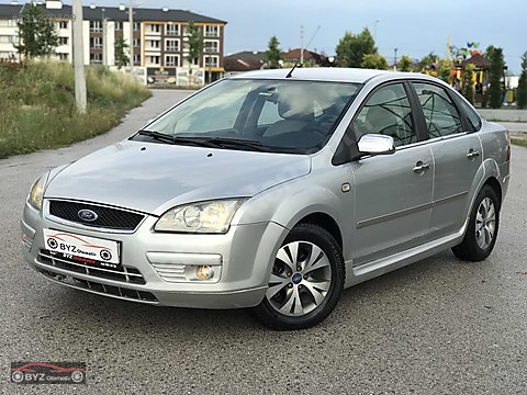 2006 FORD FOCUS 1.6 TDCİ TREND 110 HP OTOMATİK...