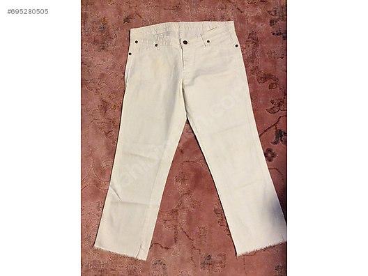 f42aeda7 WRANGLER 31 beden Beyaz Kot Pantolon - Wrangler Modelleri sahibinden.com'da  - 695280505