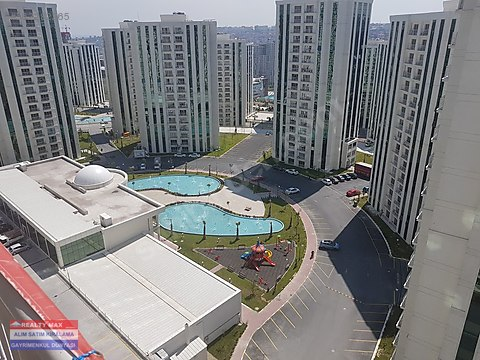 prestij park satılık 171 m2 C tipi 3+1 HAVUZ CEPHELİ...