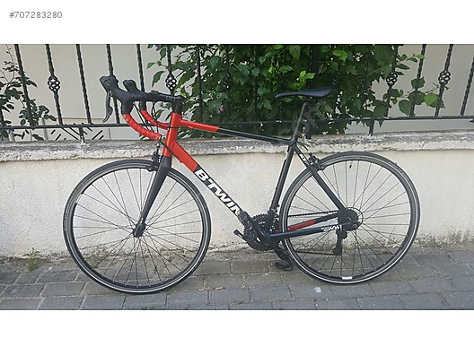 BTWIN TRIBAN 520 sora set yol yaris bisikleti at sahibinden com