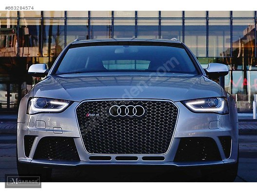 Cars Suvs Exterior Accessories Audi A4 B8 2012 2015 Rs4