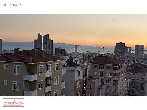 UZMANLAR CD 3+1 130 M2 GENÇ BINA DENIZ MANZARALI
