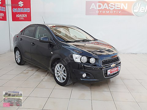 ADAŞEN''DEN__FIRSAT''2013 AVEO SEDAN 1.4 LTZ TAM...