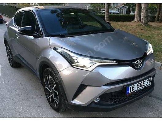 Toyota C Hr Sahibinden >> Toyota C Hr 1 2 Turbo Dynamic Techno Toyota C Hr 1 2 Turbo