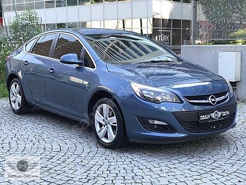 2015 Opel Astra 1.6 CDTİ Sport 136hp 121.500 km