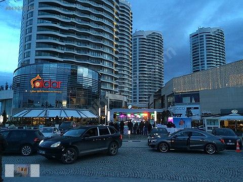 Acil Mall of istanbul residence1+1 satılık 86 m2...