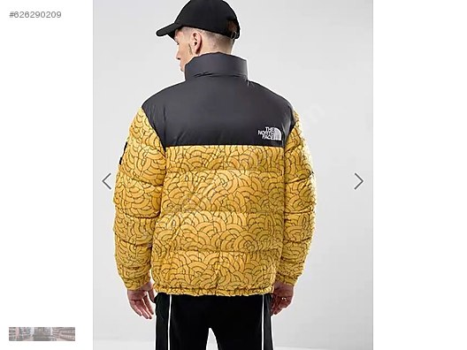 first look new images of cute Jackets & Coats / THE NORTH FACE 1992 TNF YELLOW DOME PRINT ...