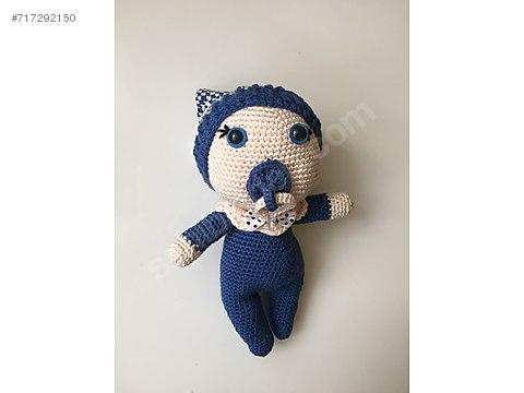 Sold Amigurumi emzikli bebek oyuncak oyuncaklarim kendim örüp ... | 360x480