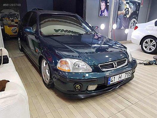 Honda Civic Sir Lip Ve Type R Ek Yedek Parça Ve Aksesuarlar