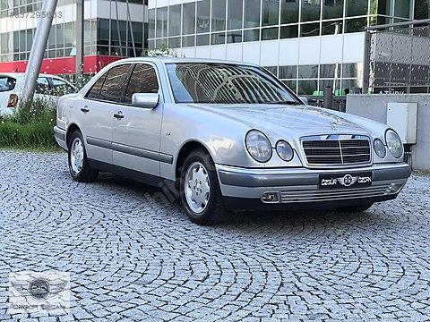 1996 Mercedes E200 Elegance 156.000 KM ORJİNAL