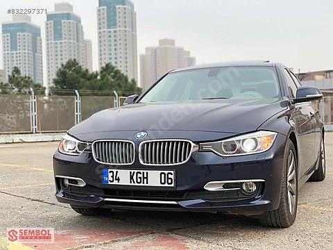 2014 BMW 3.20İ ED MODERN LİNE PLUS- NBT+HAFIZA+HARMAN/KARDON