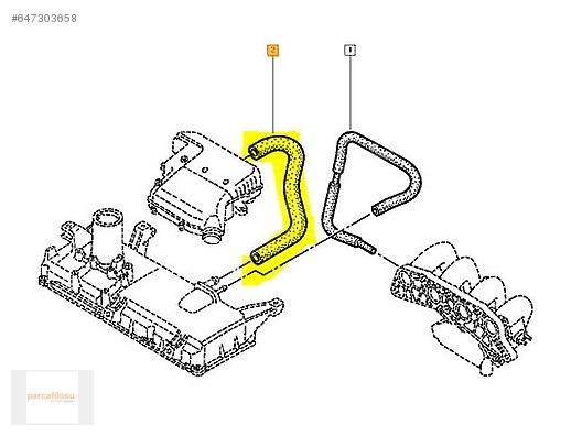 Renault 5 Fuse Box Diagram