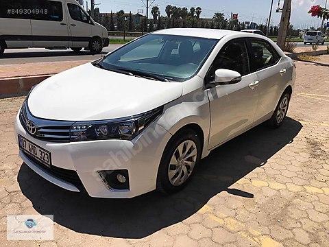 2017 Toyota Corolla 1.33 Life 27.000 km de