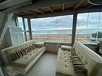 Karasu da Deniz manzaralı -denize 0 teras'lıgeniş 3+1 lüx daire #930305147