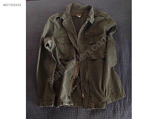 Tommy Hilfiger Barn Military Jacket Coats Jackets For Men