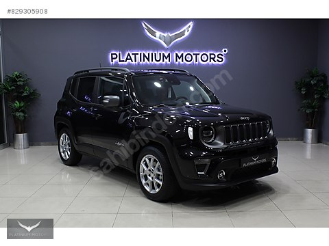 PLATINIUM MOTORS 2020 JEEP RENEGADE LIMITED 0 KM...