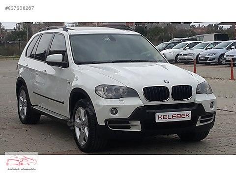ACİL ACİL BOYASIZ HATASIZ BMW X5 3.0BORUSAN oto...