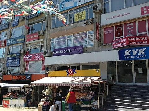 BEŞİKTAŞ BARBAROS BULVARINDA,SAHİLE ADIM MESAFESİNDE,ÖN...