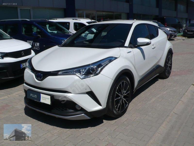Toyota C-HR 1.8 Hybrid Diamond 2018 Hybrid