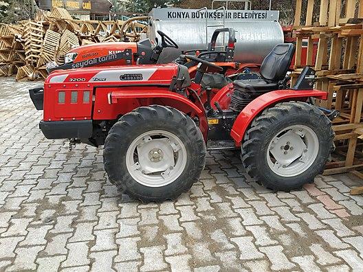 sahibinden satilik traktor konya