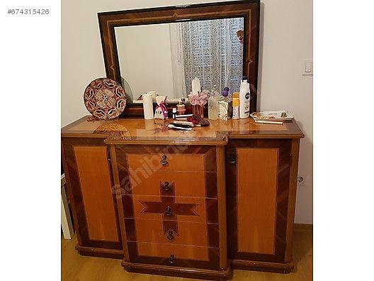 Bedroom Furniture Set Yatak Odasi Takimi Masif Ahsap El