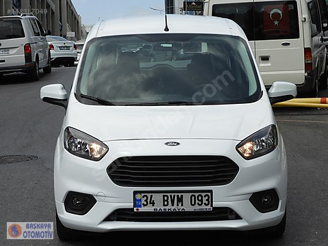 2019 MODEL FORD TOURNEO COURİER 1.5 TDCİ 95 PS...