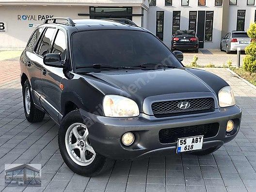 2004 Hyundai Santa Fe 2 0 Crdi 4x4