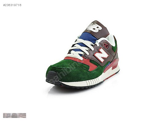 cheap for discount c5f37 215f5 Athletic & Outdoor / NEW BALANCE 530 NB GREEN BROWN ...