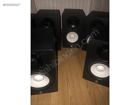 Vs hs5 hs50m yamaha Monitors: Yamaha