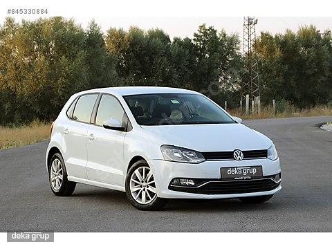 2017 Volkswagen Polo 1.4 TDI Comfortline - DSG...