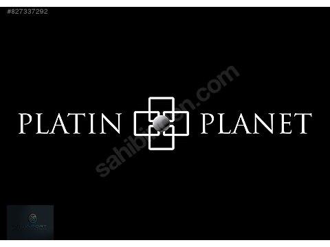 Platin Planet Projesinden Teraslı 1,5+1 Daire (55m2...