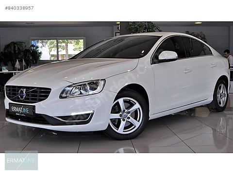 ERMAT LINE 2016 VOLVO S60 1.5 T3 ADVANCE GEARTRONIC...