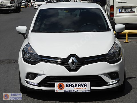 2018 MODEL RENAULT CLİO 1.5 DCİ 90 PS TOUCH EDC