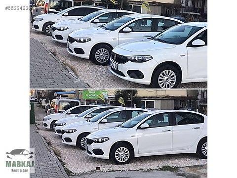 FİAT EGEA URLA RENT A CAR'DAN