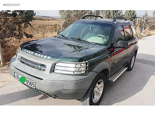 land rover freelander 2001 2.5 v6