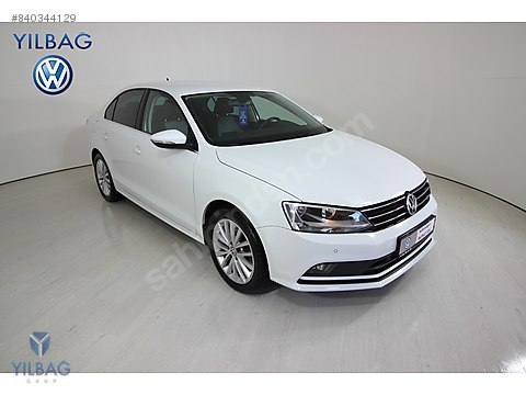 YILBAĞ- 2016 150HP HİGHLİNE OTOMATİK JETTA, FULL...