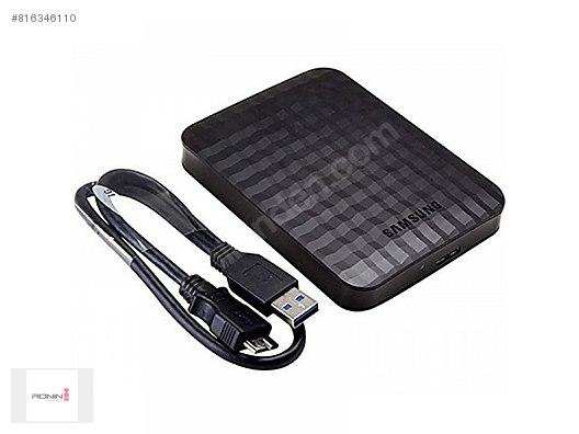 Samsung M3 500gb 2 5 Usb 3 0 Taşınabilir Disk Stshx M500tcb Sa At Sahibinden Com 816346110