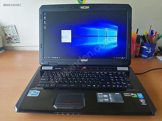 MSI / MSI GT70-2OD Gaming Laptop at sahibinden com