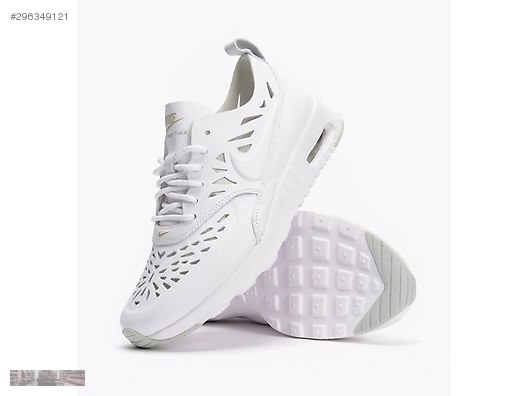 official photos 9969e 07188 Nike Air Max Thea Joli White Grey 725118-100