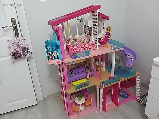 barbie nin ruya evi 2 el