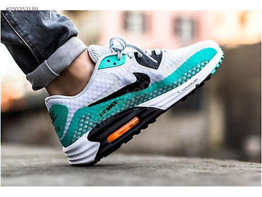 promo code 3672b c3b5d NIKE AIR MAX LUNAR 90 BR PURE PLATINUM BLACK LIGHT RETRO WHITE