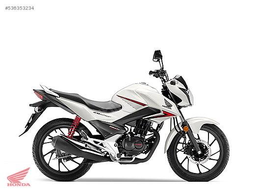 Honda Cb 125 F 2018 Model Commuter Motor Motosiklet Mağazasından